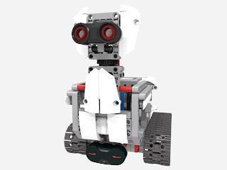 Custom Explorer Robot